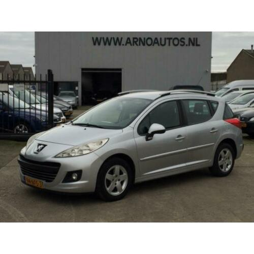 Peugeot 207 SW 1.6 HDIF Style, AIRCO, CRUISE CONTROL, ELEK-R