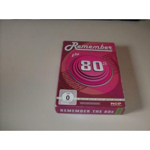 Remember the 80's - 2 Disc Box - (import)