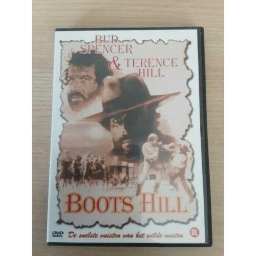 Film Boots Hill (Bud Spencer) veel films van 1euro 5+1gratis