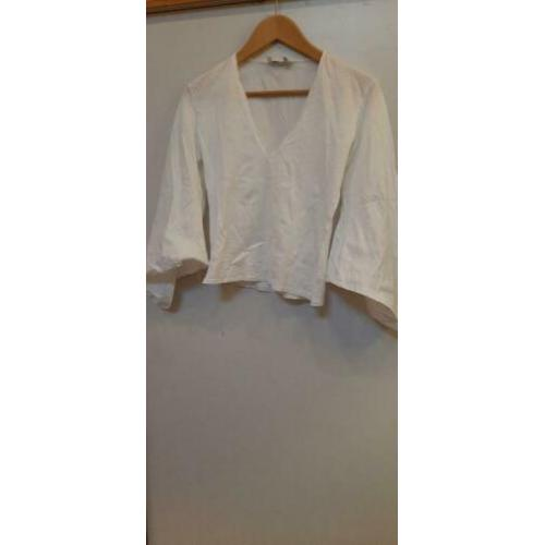 YSL Yves Saint Laurent Rive Gauche shirt mt S