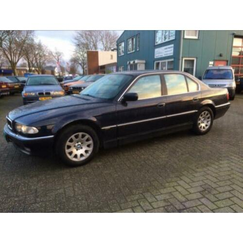 BMW 7-Serie 730 D AUT 1999 Executive