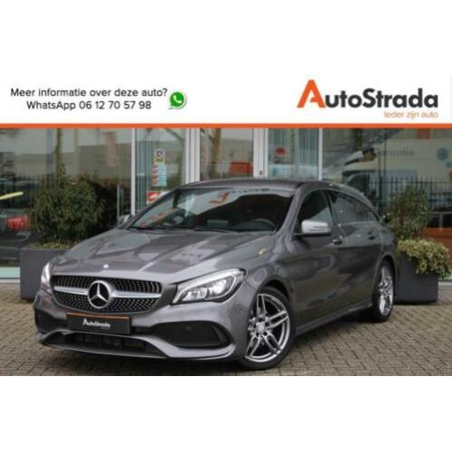 Mercedes Cla Shooting Brake 180 AMG-Line *Facelift* Navi, LE