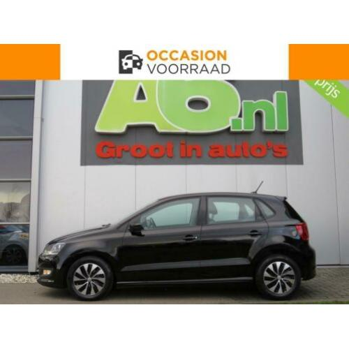 Volkswagen Polo 1.4 TDI BlueMotion € 6.999,00