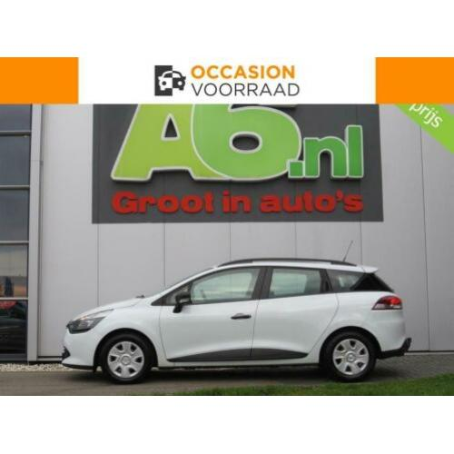 Renault Clio Estate 1.5 dCi ECO Expression Trek € 6.399,00