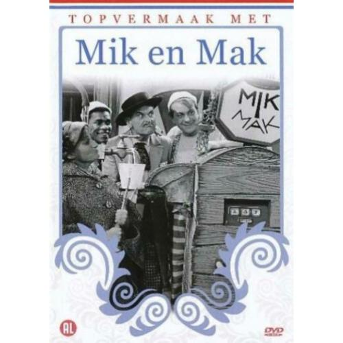 Topvermaak Met Mik En Mak Ger Smit, Donald Jones, Jan Apon