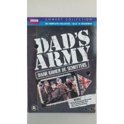 Dad's army (de complete collectie) alle 10 seizoenen