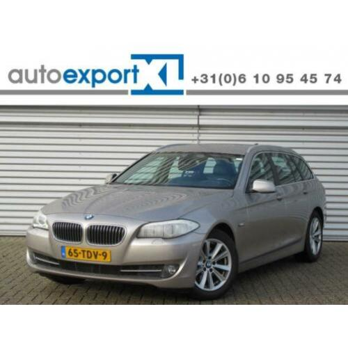 BMW 5 Serie Touring 520d High Executive (bj 2012, automaat)