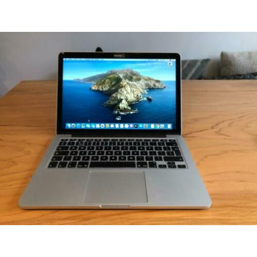 Macbook Pro Retina late 2013 | 2,4GHz i5 | 8GB/256BG | izgs