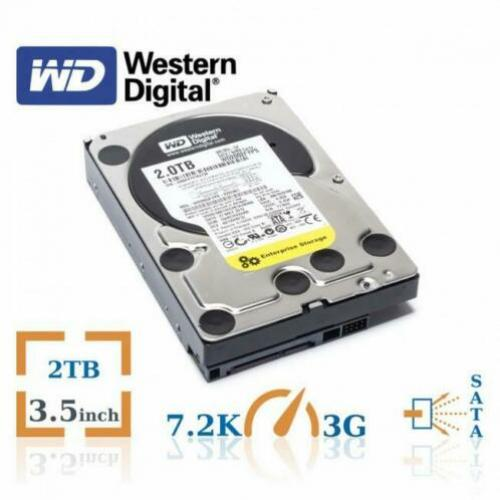 Sale 50% 2tb sata 3g western digital re4-gp p/n: wd2002fyps