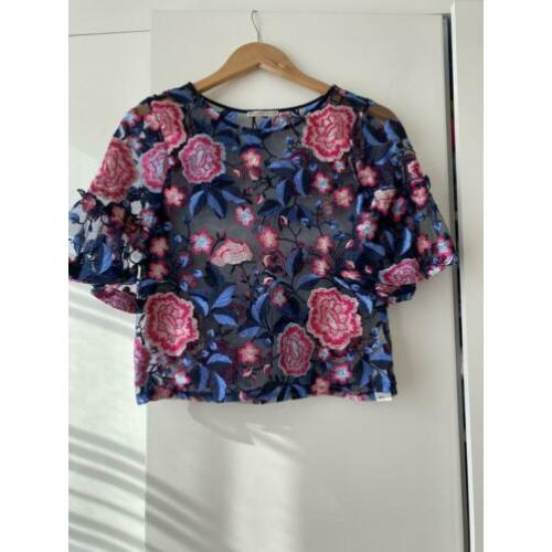 Zara top maat XS