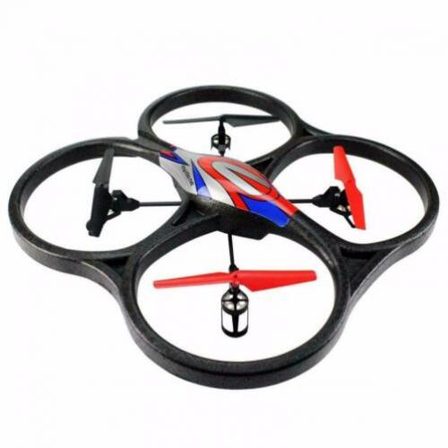 RC quadcopter WLtoys V333 headless met HD camera RTF