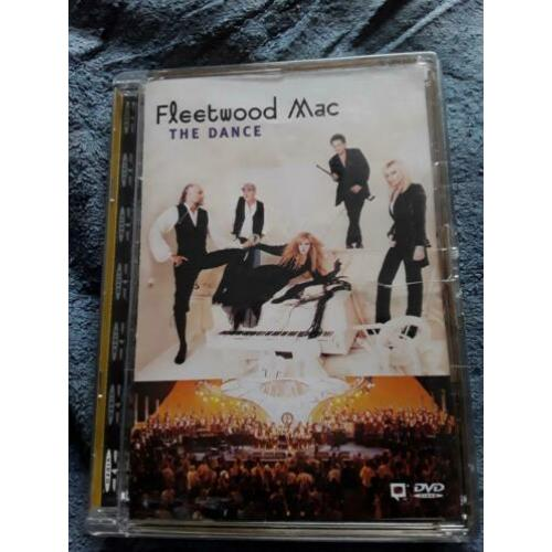 Dvd fleedwood mac , the dance