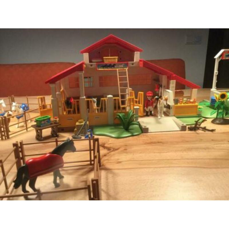 Manege playmobiel