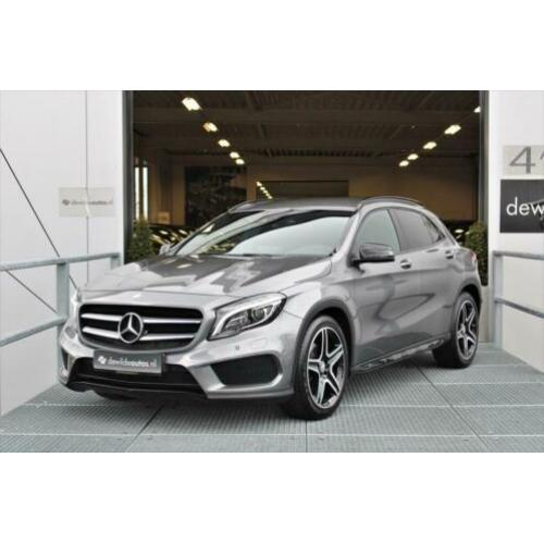 Mercedes-Benz GLA-Klasse 180 AMG Night Facelift Navi Leer Xe